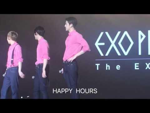 160227 Baekhyun said