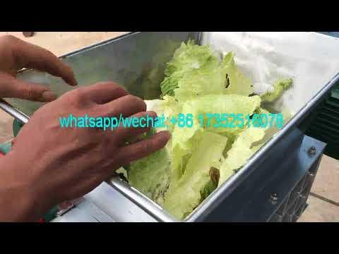 Kitchen waste dewatering machine(Whatsapp/wechat:+86 17352516078)