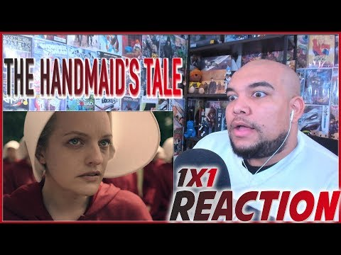 """Download The Handmaid's Tale Reaction Season 1 Episode 1 """"Offred"""" 1x1 REACTION!!!"""