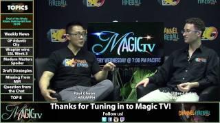 Magic TV - Modern Masters 2015 Spoilers, Draft Strategies, and What