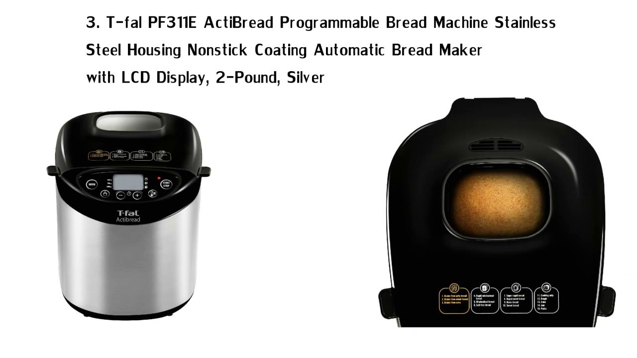 The 5 Best Bread Machine Top Rated 2017