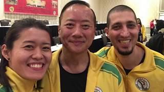 6th World Kuo Shu Championship Núcleo 7 Esferas do Tao
