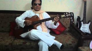 BAAZIGAR SONG ON GUITAR BY ROSHAN JAMIL
