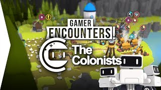 The Colonists ► Basic Settlers City-building Gameplay & Oops! - [Gamer Encounters]