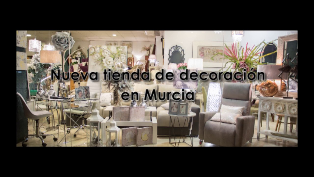 decoracion muebles paco caballero murcia youtube
