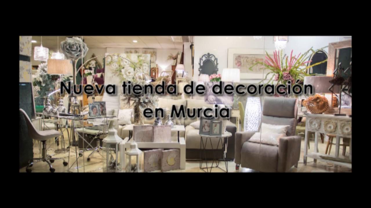 Decoracion muebles paco caballero murcia youtube for Muebles anticrisis murcia
