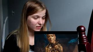 Reaction to Lindsey Stirling - Mirage