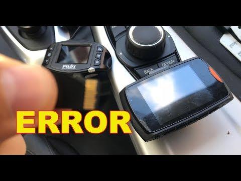 How To Fix Dash Cam Memory Card Error