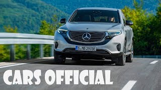 Hot Girl Mercedes-Benz EQC Test Drive (2019)