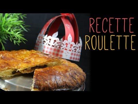Galette des Rois poire chocolat !