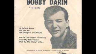 Watch Bobby Darin The Things In This House video