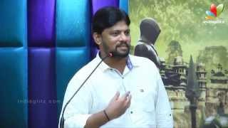 Puli Story Like Bahubali - Chimbu Devan and Cinematographer Natarajan Explains | Press Meet