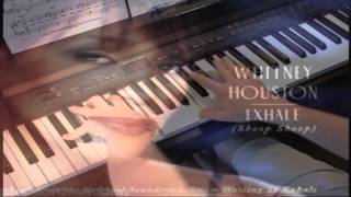 Exhale - Whitney Houston - Piano