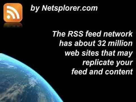 How to put an RSS feed on your web site the easy way!