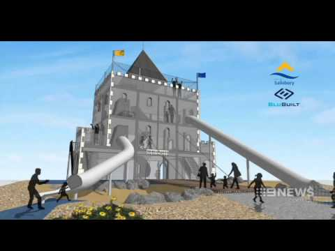 Playground Upgrade | 9 News Adelaide