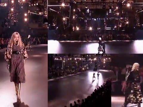 Yves Saint Laurent LA Fashion Show