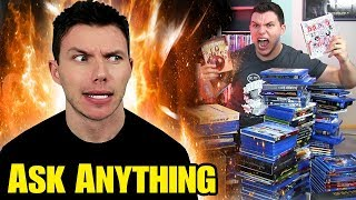 The End Of BLU-RAY Is Near? Q&A - ASK ANYTHING!