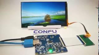 Confu HDMI to MIPI DSI Board 5 5