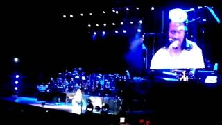 Yanni live in Brazil - Until the last moment (Trumpet solo and Violin Solo by Samvel Yervinyan)