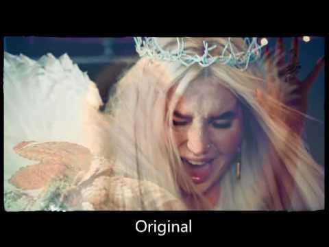 If Mariah sang Kesha's 'Praying' High Note (F6)