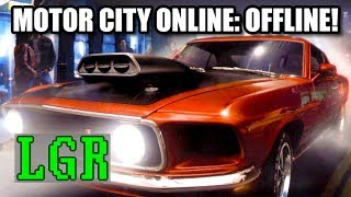 LGR - Bringing Motor City Online Back from the Dead