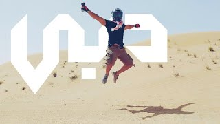 اقوى تحدي في صحراء دبي !
