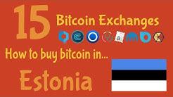 How to buy bitcoin in Estonia?