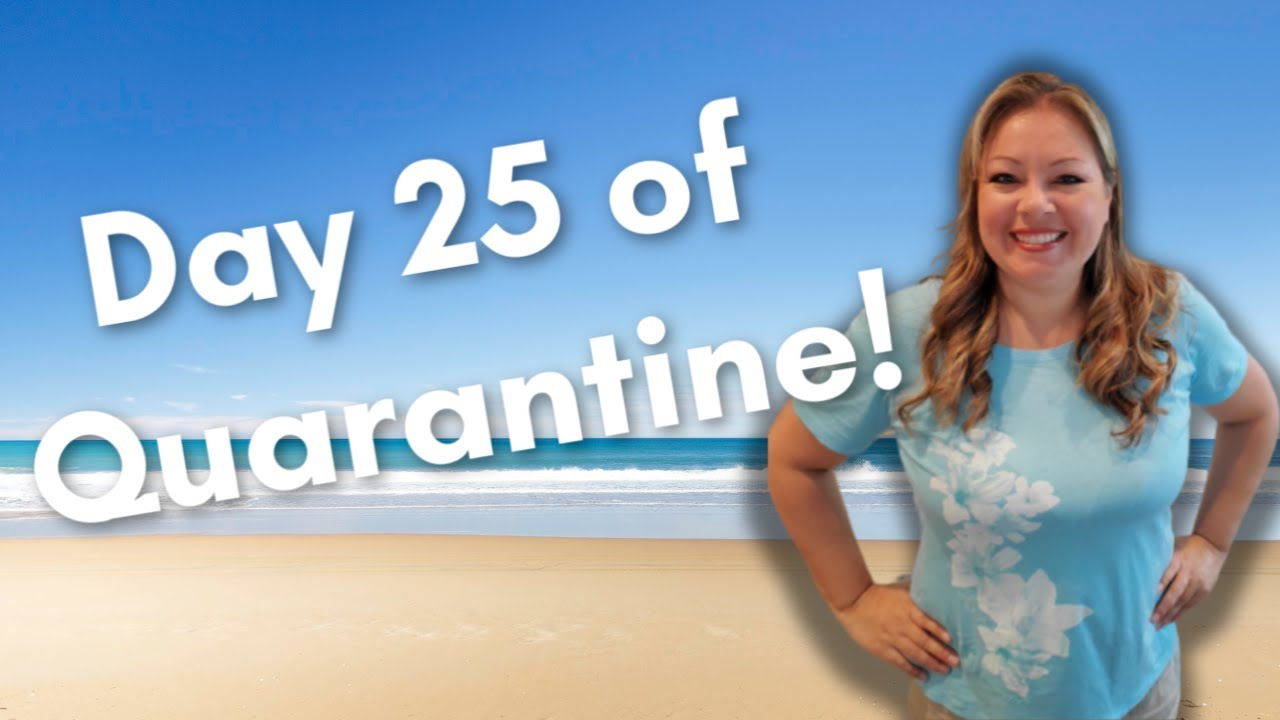 Day 25 of Quarantine in Oahu, Hawaii | Vlog