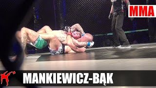 KOMMA 1: 70 kg: Michał Mankiewicz vs Patryk Bąk thumbnail