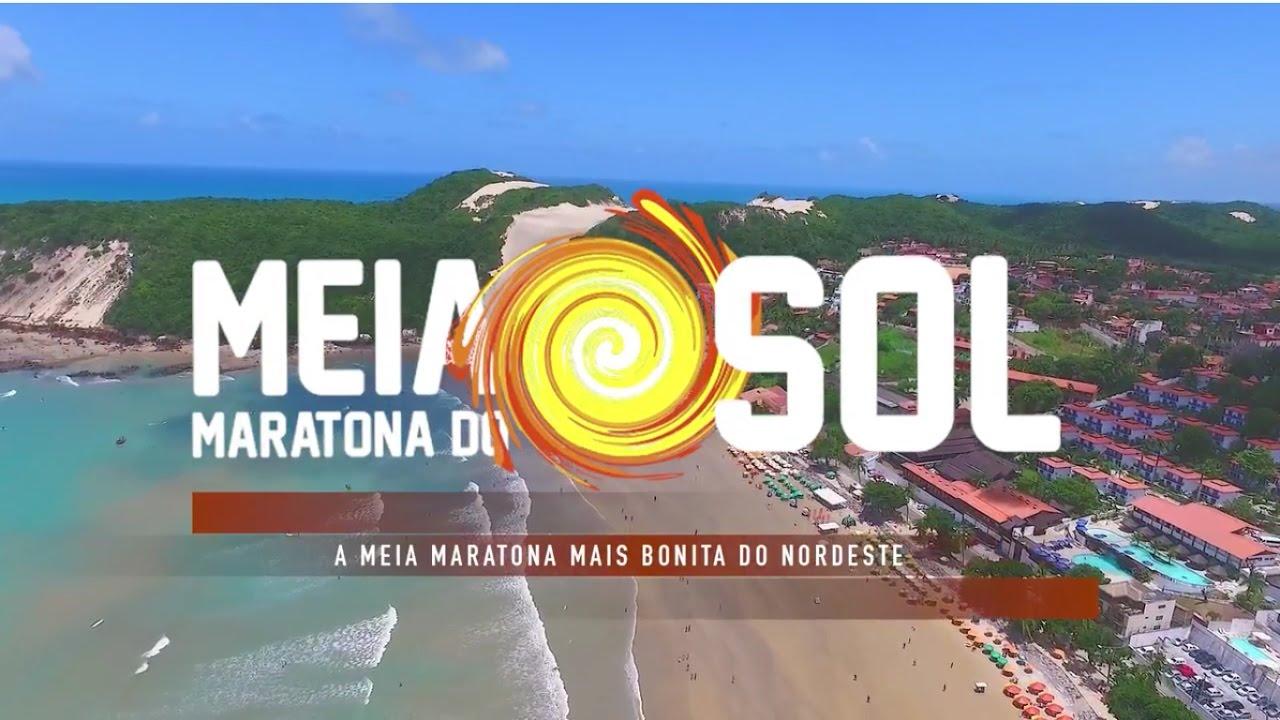 Resultado de imagem para Meia Maratona do Sol 2019 em natal