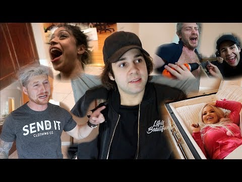 THE UNTOLD STORY OF DAVID'S VLOG!!