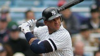 Alex Rodriguez 2007 Highlights   MVP Season YouTube Videos