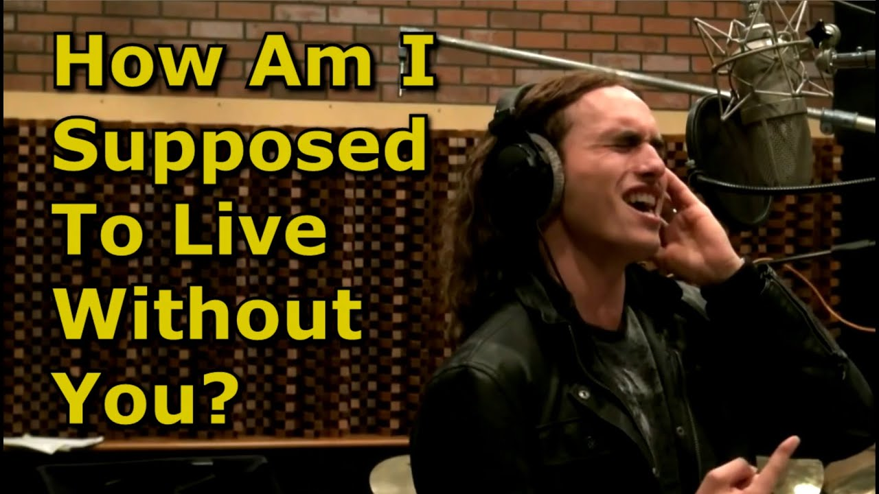 How To Sing Like Michael Bolton  How Am I Supposed To Live Without  You KenTamplinVocalAcademy