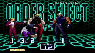 [TAS] KOF 2002 Arcade PS2 Hack - Secret Team