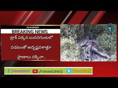 Girl Fall Down From a Moving Train |Railway Trackman Saved Young women life