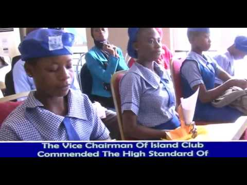 ISLAND CLUB HOLDS FIRST SCHOOL DEBATE IN LAGOS