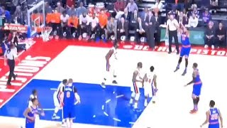 Worst Shot in NBA History