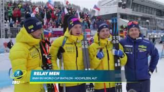 #HOC17 Sweden 4th in men's relay