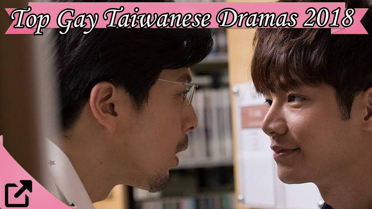 Top Gay Taiwanese Dramas 2018
