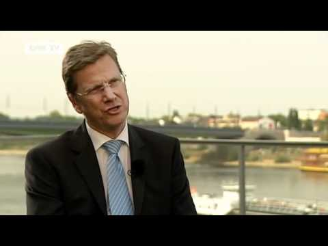 Guido Westerwelle, Bundesaußenminister   Journal Interview