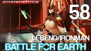 [58] Battle For Earth (Let's Play XCOM 2: War of the Chosen w/ GaLm - Legend/Ironman)