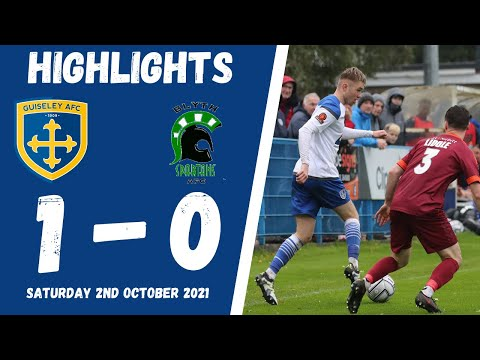 Guiseley Blyth Goals And Highlights
