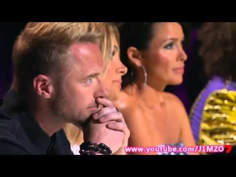 Jai Waetford - Week 9 - Live Show 9 - The X Factor Australia 2013 Top 4 - Semi Final - Song 1
