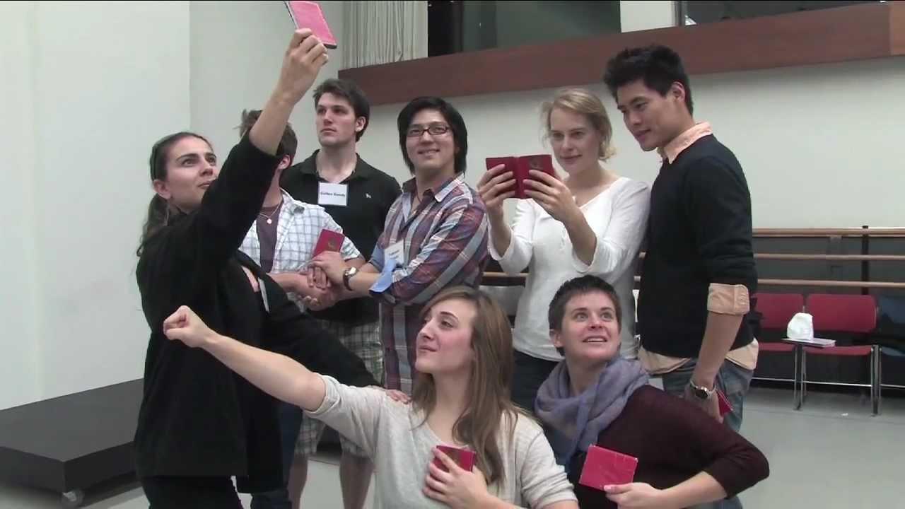 Kommilitonen!: Juilliard Opera in Rehearsal