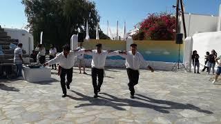 День в Миконосе (Греция).