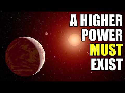 A Higher Power MUST Exist
