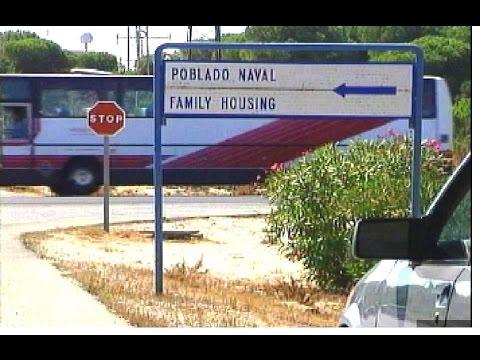 Base Naval de Rota, la base militar hispano - estadounidense en la costa de Cádiz