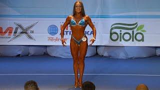 Анастасия Говеева. Бодифитнес до 165 см. Финал. Произвольная программа
