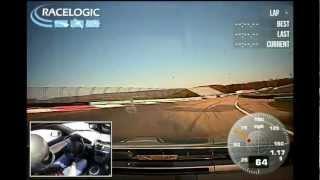 PONTIAC G8 GXP AT THE TRACK