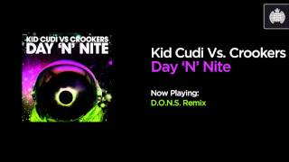 Kid Cudi Vs Crookers - Day